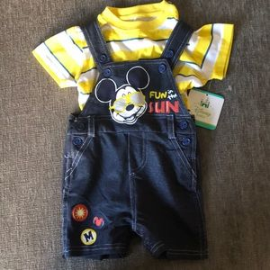 Disney's Mickey Mouse Jumpsuit